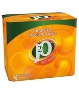 J2O Orange & Passion Fruit Fridge Pack 6 x 250ml - $22.51
