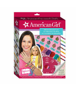 American Girl Dream Bracelet Kit Craft 7 Charms & Thread Colors Included... - $11.99