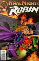 Robin #35 (November 1996) [Comic] [Jan 01, 1996] DC Comics - $4.89