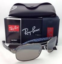 Neu Polarisiert Ray-Ban Tech Serie Sonnenbrille RB 8316 029/N8 62-18