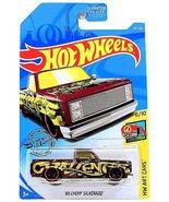 Hot Wheels - '83 Chevy Silverado: HW Art Cars #6/10 - #247/250 (2019) *B... - $3.50