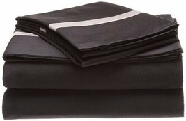 4-pc Cal King Hotel Collections 300 Thread Count Sheet Set Sateen Finish - $52.95