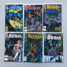 Lot of 6 Batman (1940) #465 467 468 469 485 503 VF Very Fine - $23.76