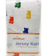 Gummi Bears Baby Fitted Play Pen Yard Sheet Boy Girl Jersey Knit 100% Co... - $14.99