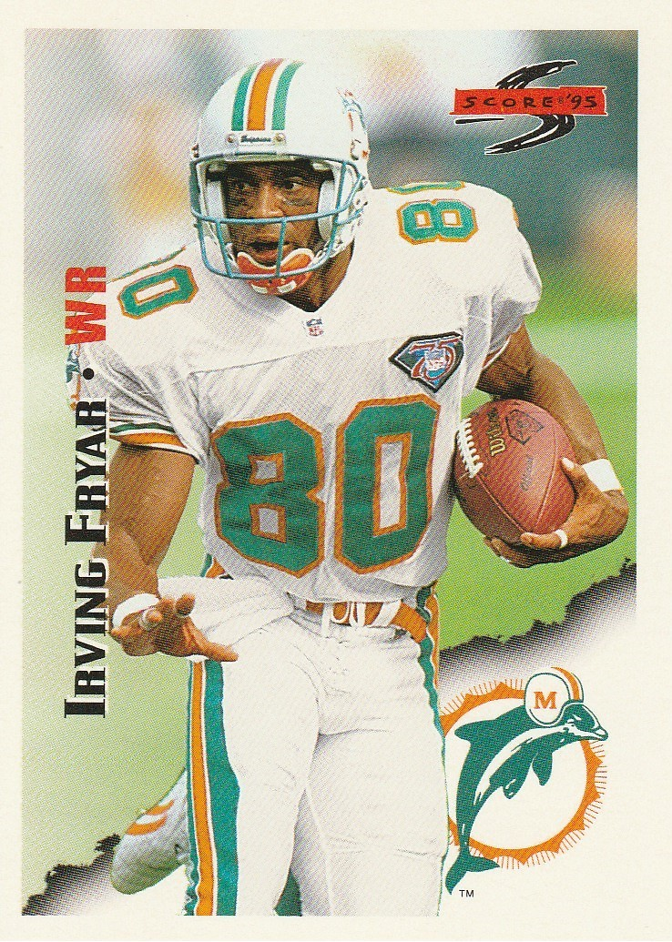 Primary image for 1995 Score #20 Irving Fryar
