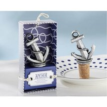 Nautical Anchor Bottle Stopper (pack of 20) - $63.05