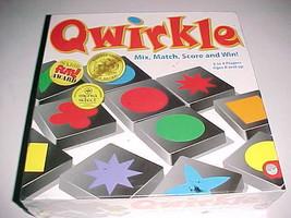 Mind Ware 2010 Qwirkle Board Game New  - $29.69