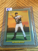 2005 Topps Turkey Red Justin Verlander Rookie - $4.95
