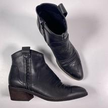 Zodiac Kelsey Black Womens Boots Size 6 M EUC - $37.04