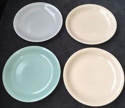"Homer Laughlin Jubilee 6"" Bread / Salad Plates ... - $12.75"