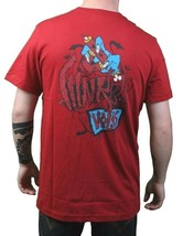 Dunkelvolk Herren Chili Rot Zoombi Zombi Peruanischer Künstler T-Shirt