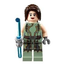 1Pcs Star Wars Military Jedi Knight Satelle Shan Fit Lego Block Minifigu... - $6.99