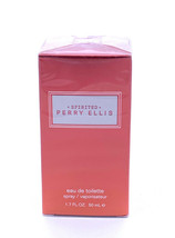 Cologne ~ Perry Ellis ~ Spirited by Perry Ellis 1.7 oz  Eau De Toilette Spray - $16.34