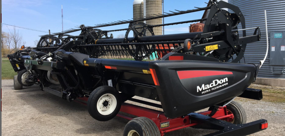 2016 MAC DON FD75S For Sale In Stevensville, Ontario Canada L0S 1S0