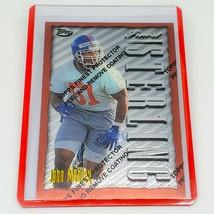 NFL JOHN MOBLEY DENVER BRONCOS 1996 TOPPS FINEST STERLING INSERT #211 MNT - $1.70