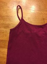 Forever 21 Girl's Purple Tank Top Shirt - Size Small 7 / 8 image 3