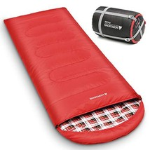 NORSENS 0 Degree Celsius Cold Weather Sleeping Bag for Camping, Backpack... - £38.71 GBP