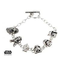 Disney Star Wars 3D Character Toggle Clasp Bracelet - $172.20
