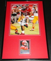 Star Lotulelei Signed Framed Rookie Card & Photo Display Utah Panthers LEAF - $52.00