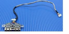 """OEM HP ProBook 15.6"""" 4540s Original Dual USB Connector Cable 50.4SJ03.01... - $11.26"""