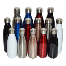 Vacuum Flask Stainless Steel Insulated Bottle Water Double Wall Drinks T... - $701,21 MXN
