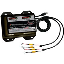 Dual Pro Professional Series Battery Charger - 30A - 2-15A-Banks - 12V/24V - $354.55