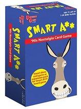 University Games Smart A 90's Nostalgia Card Game - $18.61