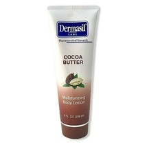 Dermasil Labs Lot of 6 Cocoa Butter Moisturizing Body Lotion 8 Fl Oz Smooth - $18.69