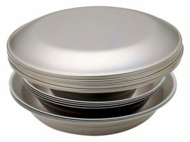 Snow Peak TW-021F Tableware Family Set, Large FREE shipping Worldwide - $192.68