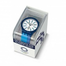 Tokyo 2020 Olympics Watch SWATCH BB AI BLUE Limited Model - $172.39