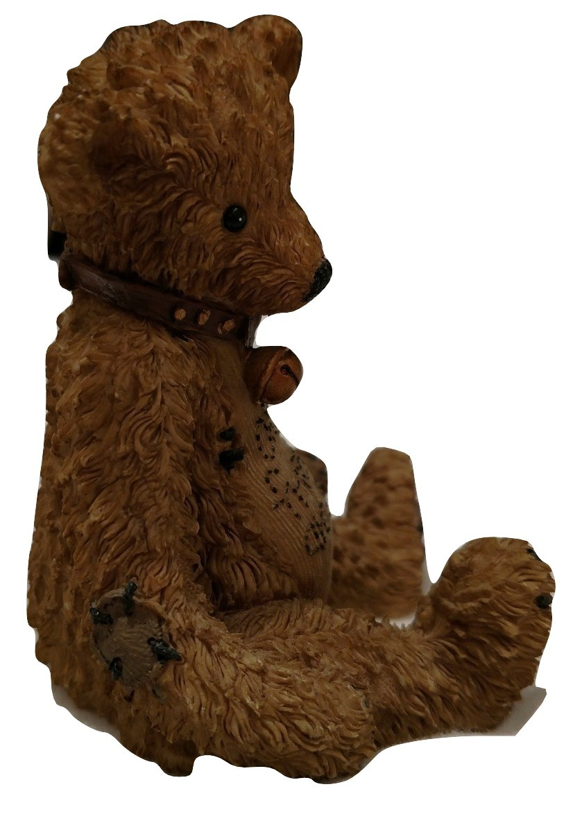 "Boyds Bears Tattered Treasures ""Friendship,"" #24110 image 2"