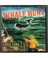 Whale Hunt ORIGINAL Vintage Castle Films 8mm Film #657 - $18.55