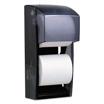 Kimberly Clark Smoke Grey Double Roll Bath Tissue Dispenser 09021 - BRAN... - $18.76