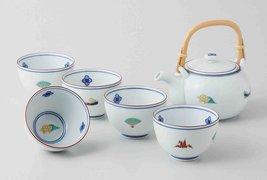 Tokyo Matcha Selection - [Value] Hasami Porcelain : Lucky - Japanese Kyusu Te... - $216.81