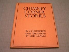 Chimney Corner Stories 1925 Childrens Book - Little Black Sambo, Peter R... - $32.73