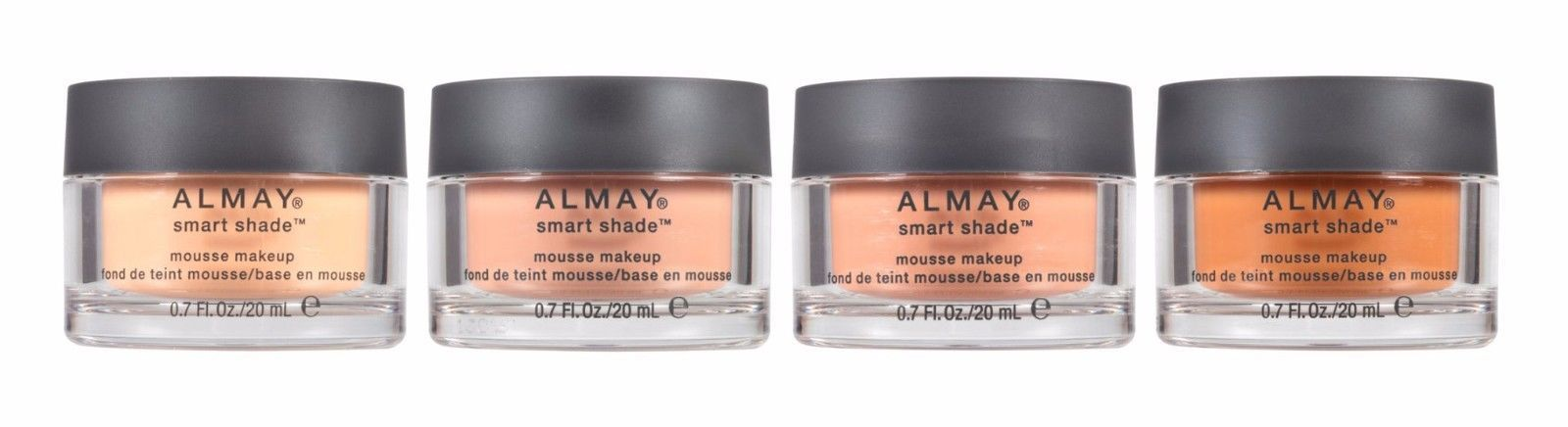 ALMAY* Smart Shade MOUSSE MAKEUP Sensitive Skin FOUNDATION Tub *YOU CHOOSE*  New!