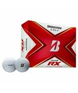 Bridgestone Tour B RX Golf Balls-Dozen White - $56.80
