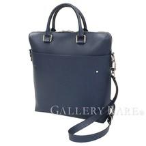 LOUIS VUITTON Grigori Taiga Leather Ocean Business Bag M30213 Authentic 5403349 - $1,592.30