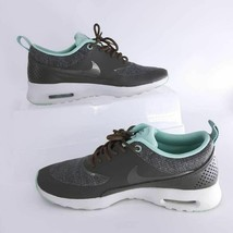 Nike Womens Air Max Thea Premium Prm Running Shoes khaki 616723-301 7.5 - $48.19