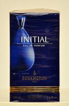 Boucheron Initial Eau de Parfum Edp 100ml 3.4 Fl. Oz.Spray Vintage Old Formula - $400.00