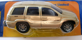 2000 Jeep Grand Cherokee Limited SUV 1:64 Scale Maisto Die Cast, New on ... - $18.80