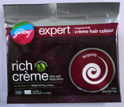 Godrej Expert  Creme Hair Colour  Choose from 5 Colors  20 GM + 20 ML image 2