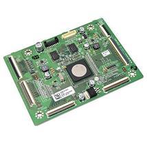 Lg EBR67818201 Television Electronic Control Board Genuine Original Equipment Ma