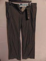 GAP Women's Boot Cut  Stretch Flat Front Pant Sz 8R - $14.85