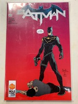 Batman #43 Key 1st Mr. Bloom! Hard To Find Variant Hot La Mole Comic Con Lt 3000 - $51.94