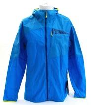 Under Armour Storm Blue UA Scrambler Hybrid Zip Front Hooded Jacket Men'... - $97.49