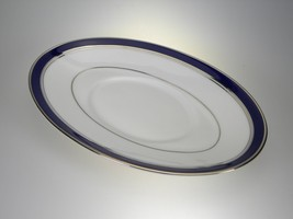 Royal Worcester Howard Platinum Gravy Liner NEW WITH TAGS Made in England - $24.70