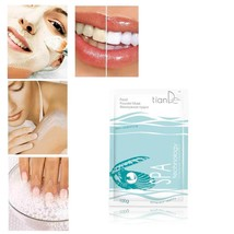 2 packs x TianDe SPA TECHNOLOGY WATER SOLUBLE PEARL POWDER MASK FOR FACE... - $19.76