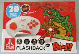 Atari Flashback Blast! Featuring Centipede W/ 20 Built-In Games - $12.99