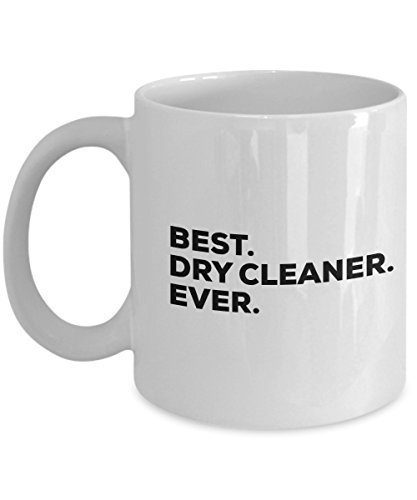 Dry Cleaner Mug - Dry Cleaner - Gifts For Dry Cleaner - Thank You Appreciation F